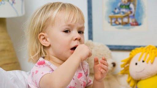 Bé ho nhiều nhưng không sốt cần được điều trị kịp thời để tránh biến chứng