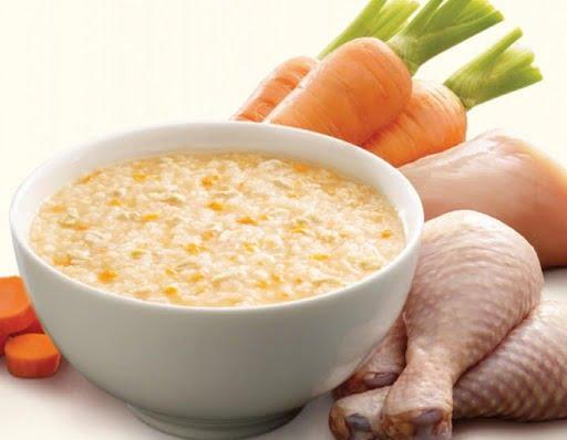 Cách chế biến thịt gà như hầm, luộc, hấp,... sẽ tốt hơn cho bé