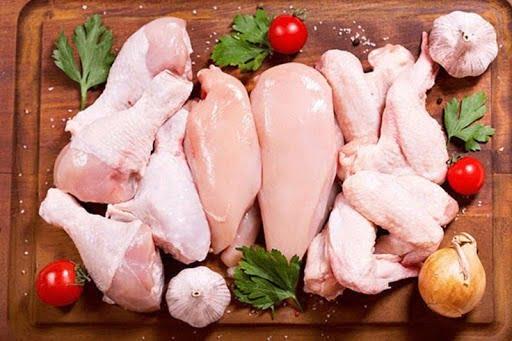 Thịt gà nâng cao hệ miễn dịch cho bé