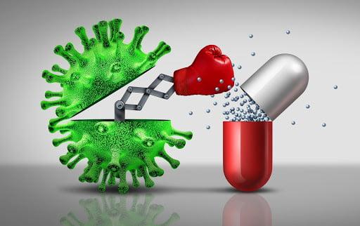 Trẻ ho không sốt có nên uống kháng sinh không?