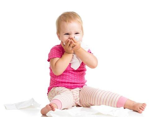 Bé thở khò khè và ho là triệu chứng nặng, không nên xem thường
