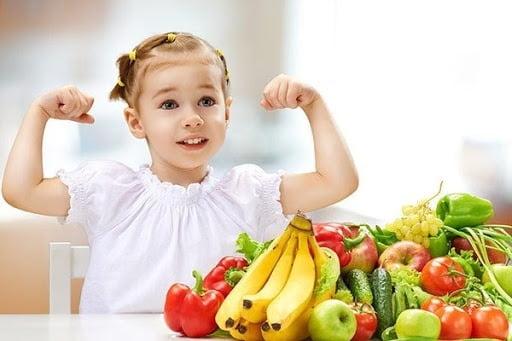 Dinh dưỡng cho bé bị ho gà