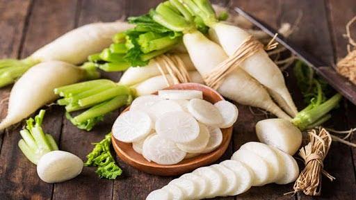 Mách mẹ 5 cách chữa ho cho trẻ bằng củ cải trắng