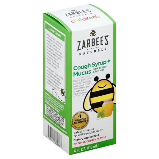 Zarbee's Baby Cough