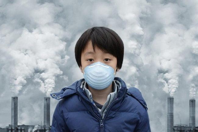 Thực trạng ô nhiễm không khí hiện nay đang ở mức báo động đỏ