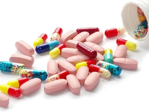 Thuốc kháng histamin trị ho đờm cho bé