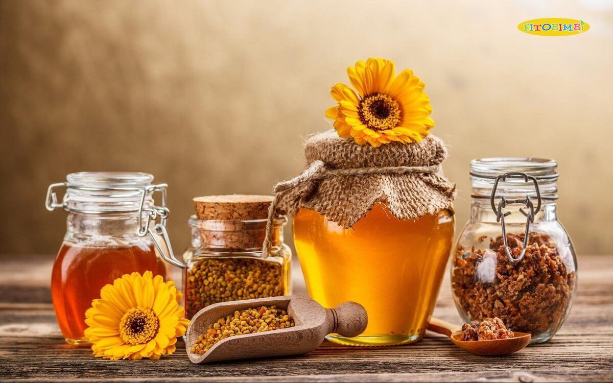 Bài thuốc trị ho khan cho bé từ mật ong