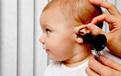 Chế độ dinh dưỡng cho trẻ bị viêm tai giữa