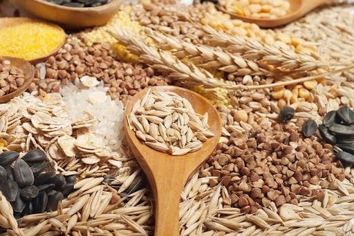 Ngũ cốc giàu vitamin và khoáng chất tốt cho cơ thể trẻ nhỏ