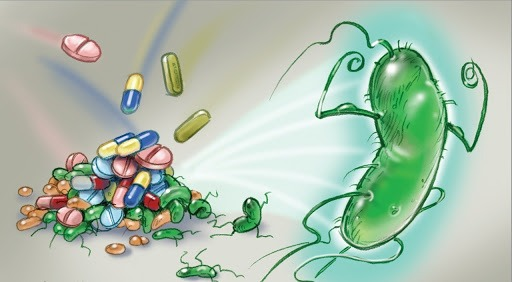 Thuốc kháng sinh chỉ có tác dụng với trường hợp trẻ bị viêm họng do vi khuẩn