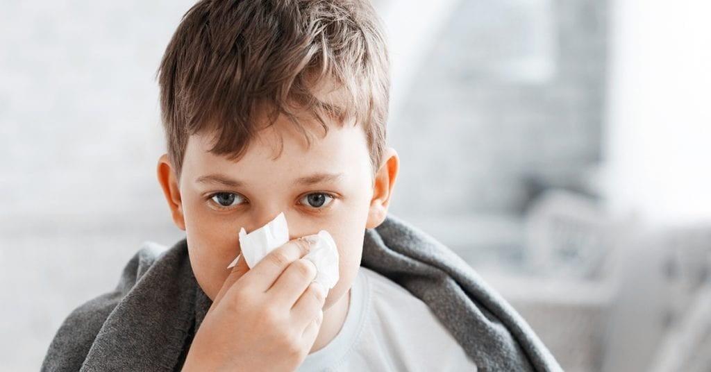2 tình trạng viêm phế quản ở trẻ em: cấp tính và mãn tính