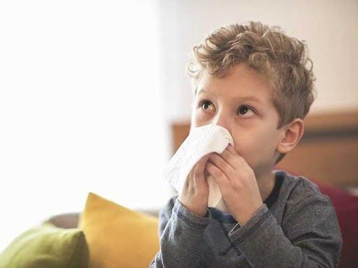 viêm phổi ở trẻ