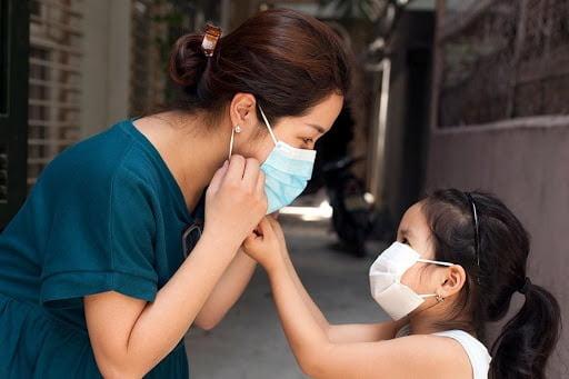 8 cách phòng bệnh viêm đường hô hấp cho trẻ em