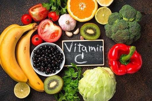 Bổ sung nhiều thực phẩm vitamin C giúp trẻ tăng đề kháng
