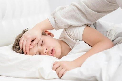 Trẻ cũng có thể bị viêm phổi do nấm