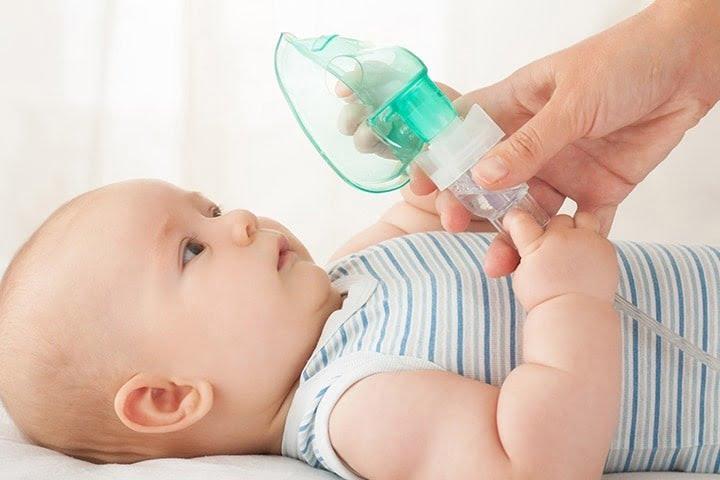 phòng viêm phổi cho trẻ sơ sinh
