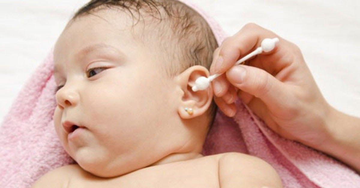 Mẹ đã biết gì về bệnh viêm tai giữa ở trẻ chưa?