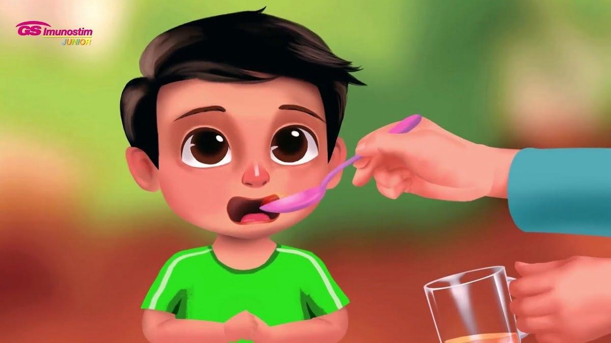 GS Imonostim - Giải pháp cho trẻ thường xuyên mắc bệnh đường hô hấp
