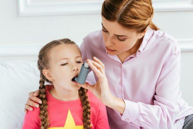 cách chữa ho hen cho trẻ